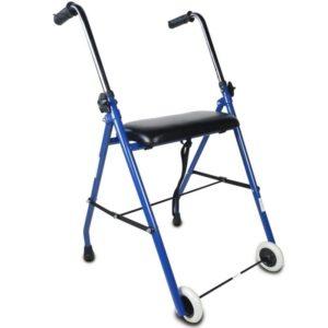 Andador con asiento EMÉRITA