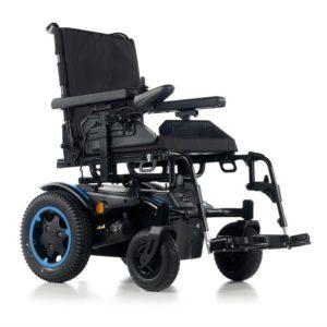 Silla ruedas QUICKIE Q200R