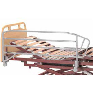Barandilla 4 barras de acero plegable