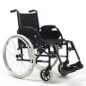 Silla de ruedas JAZZ-S50